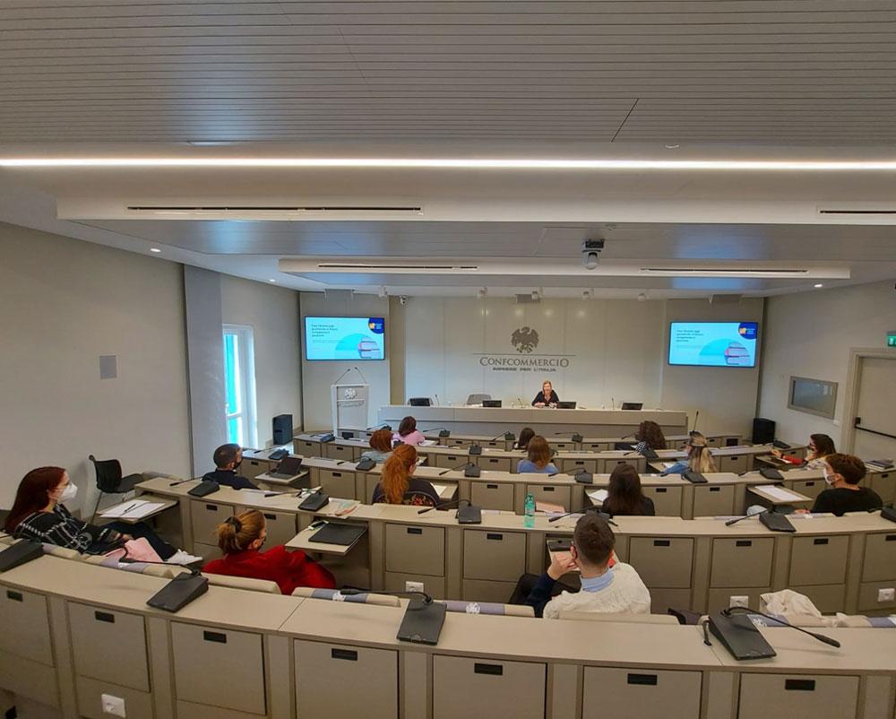 Il corso del 2020 - Ilaria Milana, Tutor d'aula