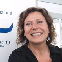 Ilaria Milana Direttore operativo e tutor d'aula della Scuola Librai Italiani