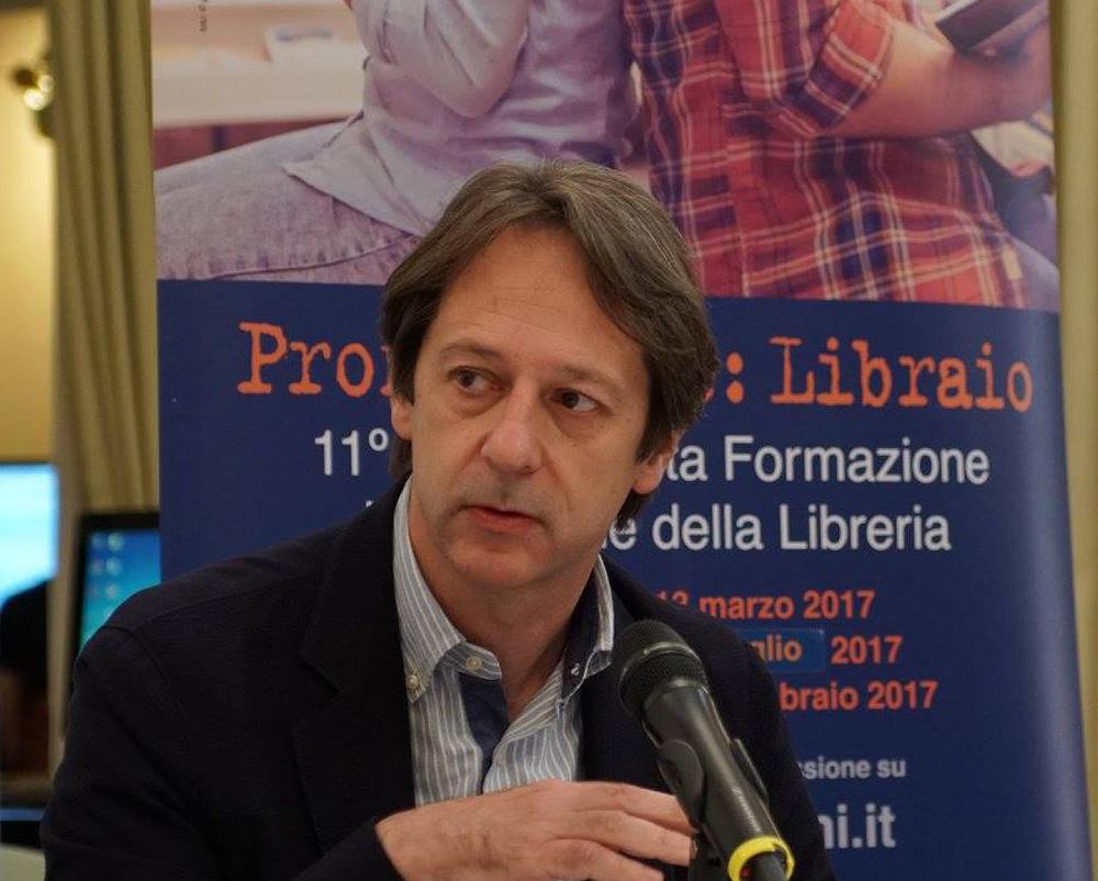 Luca Bergamo - Assessore alla cultura del comune di Roma