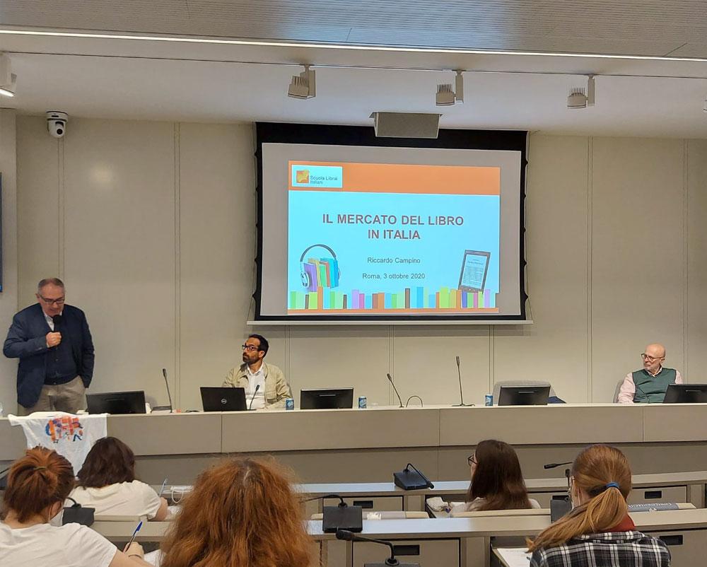 Corso 2020 - I docenti Riccardo Rampino e Alberto Galla